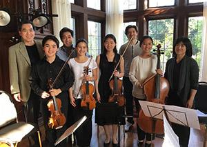 AMARA Quartet with Ying Quartet