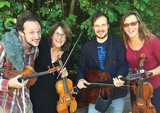 Huckleberry Quartet