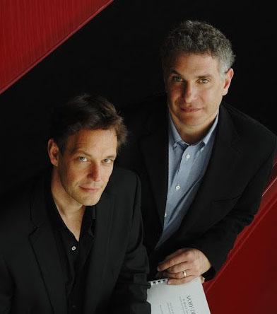 Jake Heggie and Gene Scheer