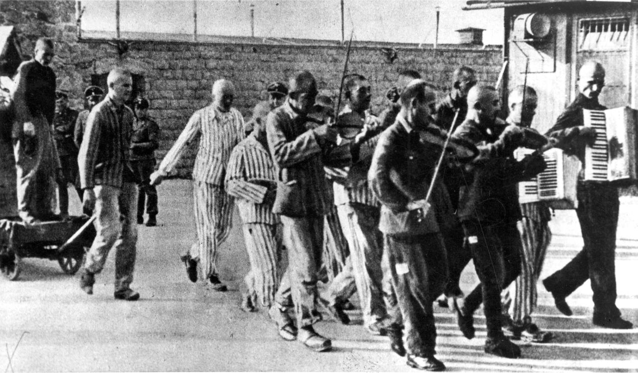 Mauthausen concentration camp orchestra